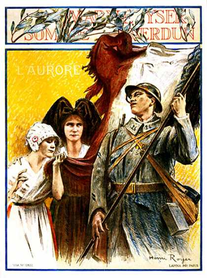 Souscrivez a l'Emprunt de la Liberation, French war poster