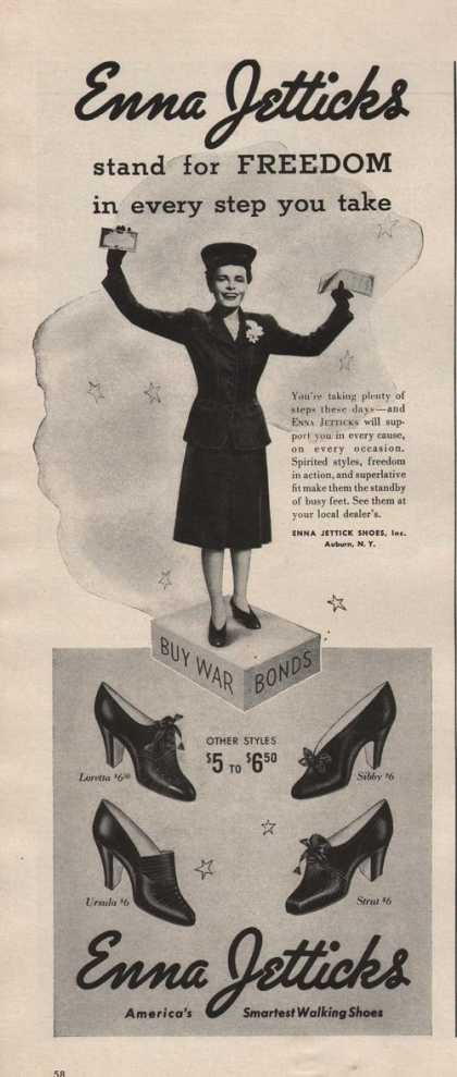 Enna Jetticks Womens Dress Shoes (1942)