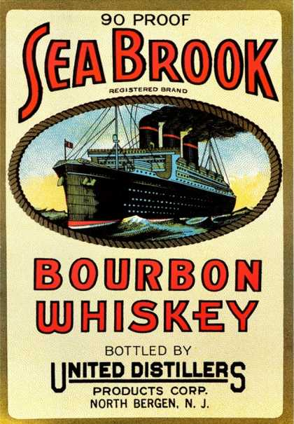 Sea Brook – Bourbon Whiskey