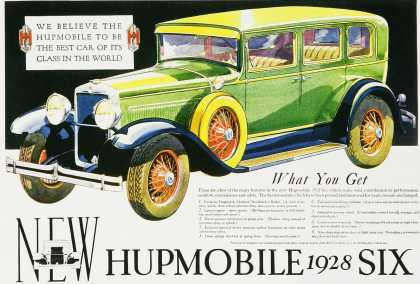 Hupmobile 1928 Six