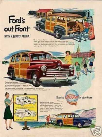 Ford Woodie Wagon (1947)