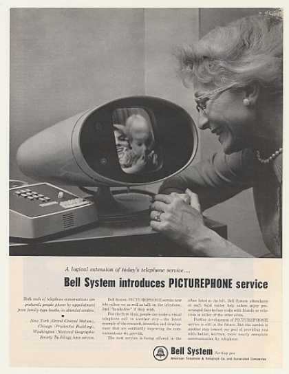 Bell Telephone Picturephone Service (1964)