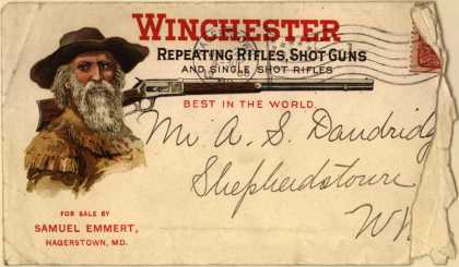 Winchester – Winchester Repeating Rifles, Shot Guns and Single Shot Rifles (1908)