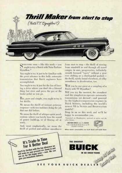 Buick Roadmaster Collectible Car (1953)