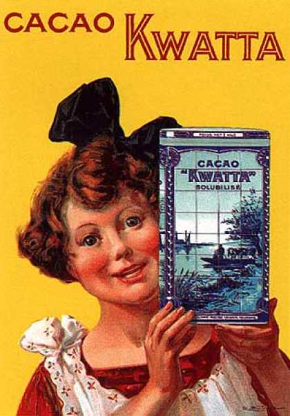 Cacao Kwatta by Gaston Dutriac (1910)