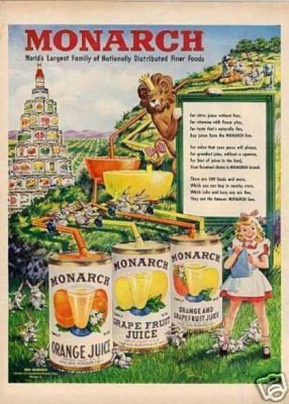 Monarch Juice (1946)