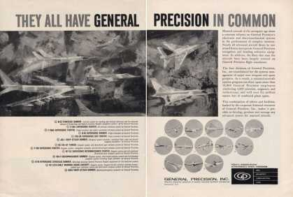 General Precision Inc 2 Pg Details 13 Air (1961)