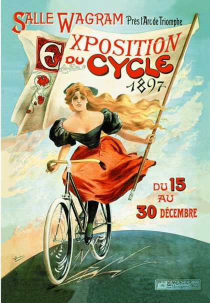 Bicycle Exhibition (1897)