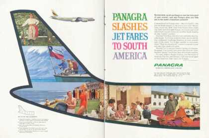 Panagra Airlines South America (1961)