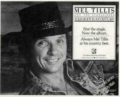 Mel Tillis Photo Album Promo (1980)