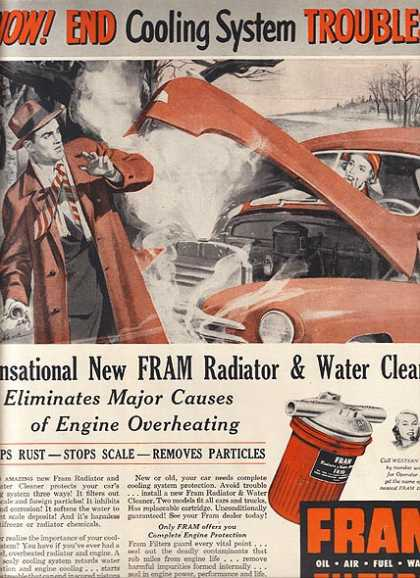 Fram's Sensational New (1951)