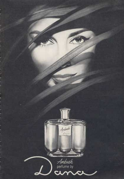 Dana Ambush Perfume Bottle (1963)