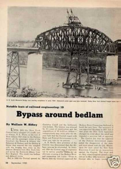 """Bypass Around Bedlam""Article/ (1953)"
