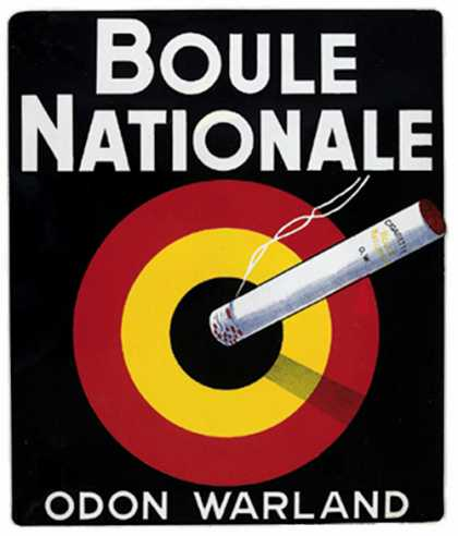 Boule Nationale – Belgica (1935)