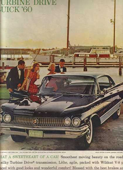 General Motor's Buick Electra (1960)