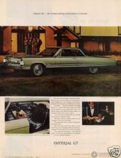 Chrysler Imperial Crown Coupe (1967)