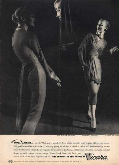 Vicara Tina Leser Design Madonna Dress (1956)