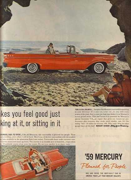 Ford's Mercury (1959)