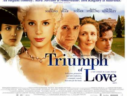 Triumph of Love (2001)