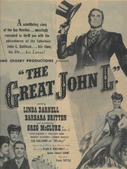 The Great John L. (1945)