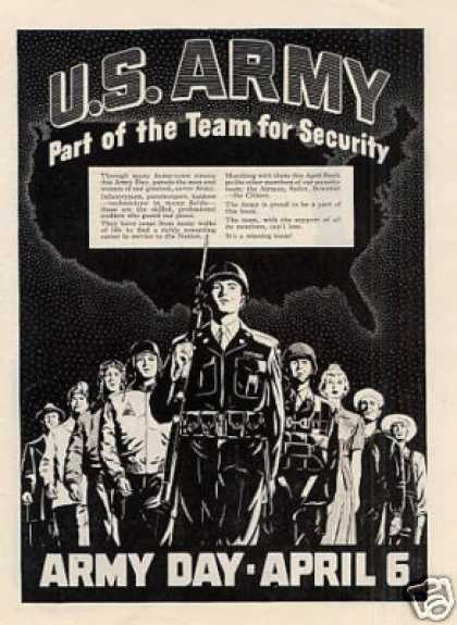 U.s. Army Recruiting (1949)