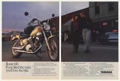 Yamaha Route 66 Motorcycle Photo (1988)