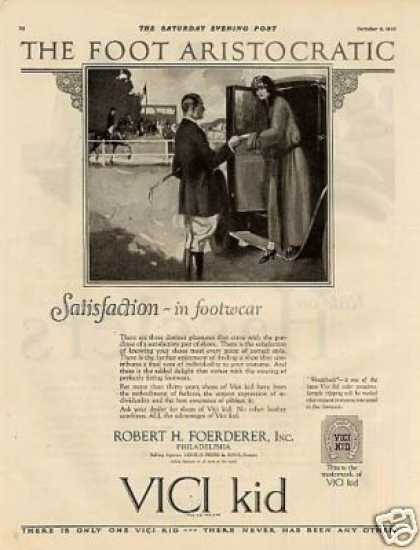 Vici Kid Shoes (1923)