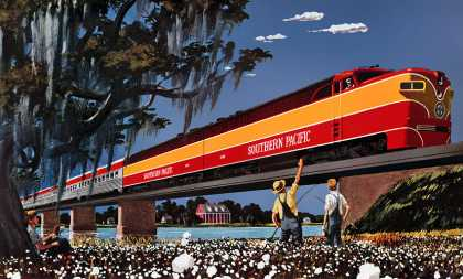 Southern Pacific Sunset Limited (1950)