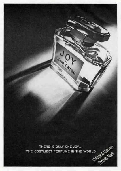 There Is Only One Joy..the Costliest Perfume (1975)