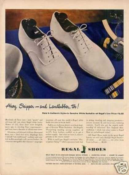 Regal Shoes (1944)