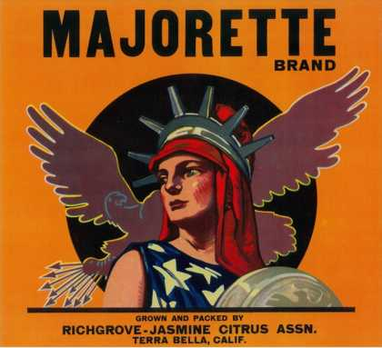 Majorette Orange Label – Terra Bella, CA