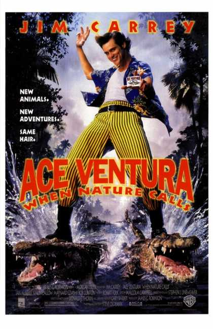 Ace Ventura- When Nature Calls (1995)