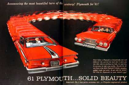 Plymouth Fury Coupe #2 (1961)