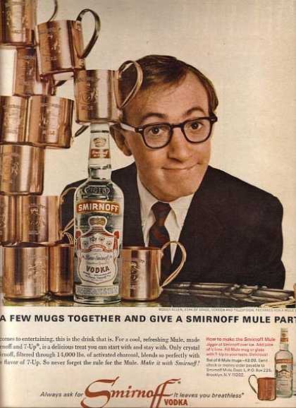 Smirnoff&#8217;s Vodka (1966)