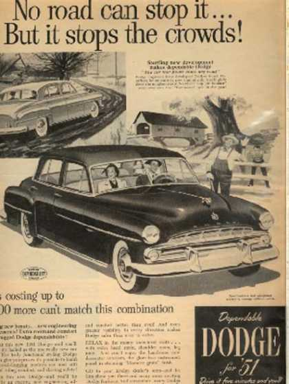 Chrysler's Dodge (1951)