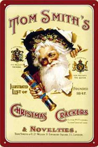 Tom Smith´s Christmas Crackers