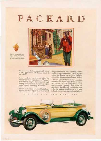 Packard, USA (1928)