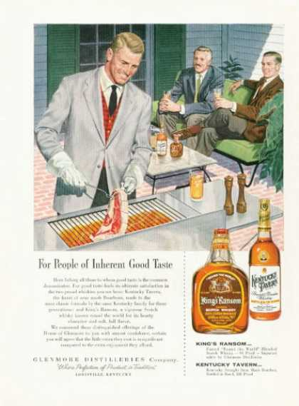 Kings Ransom Kentucky Tavern Whisky Bbq (1955)