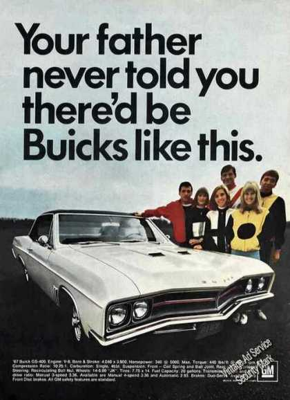 "Buick Gs-400 ""Your Father Never Told You"" (1967)"