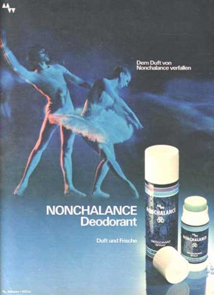 Nonchalance's German (1977)