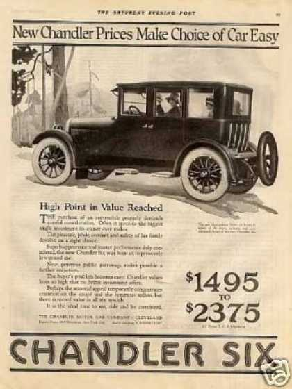 Vintage car advertisements of the 1920s page 2