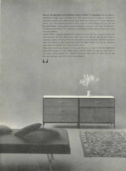 Herman Miller Designed Chest of Drawers (1961)