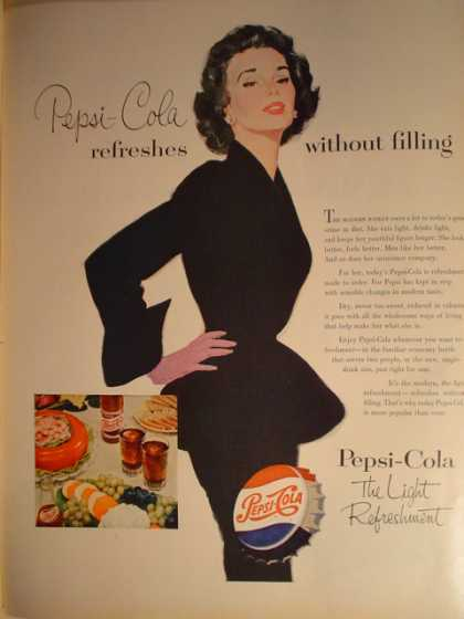 Pepsi Cola AND Ford Miracle Ride of the American Road (1953)