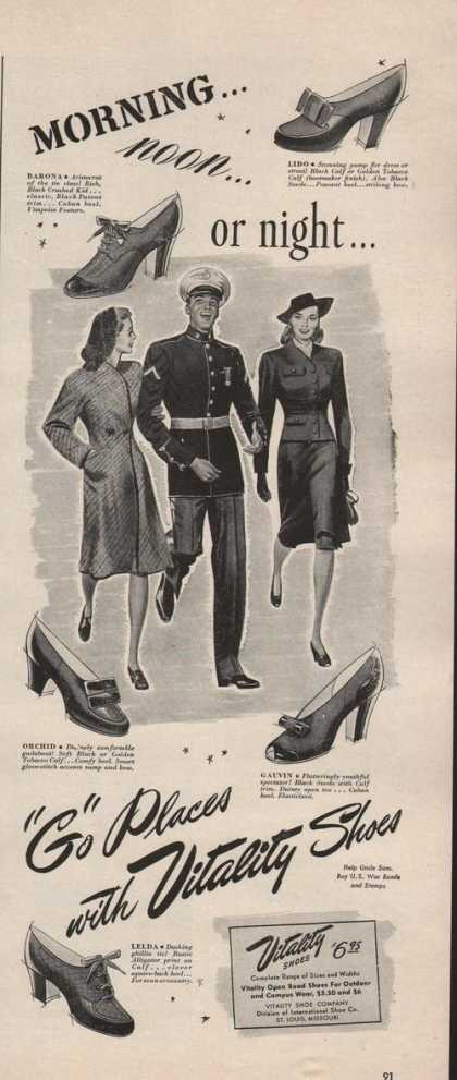 Vitality Womens Dress Shoes (1942)