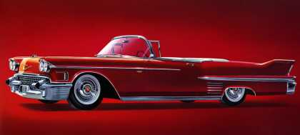 Cadillac Series 62 Convertible (1958)
