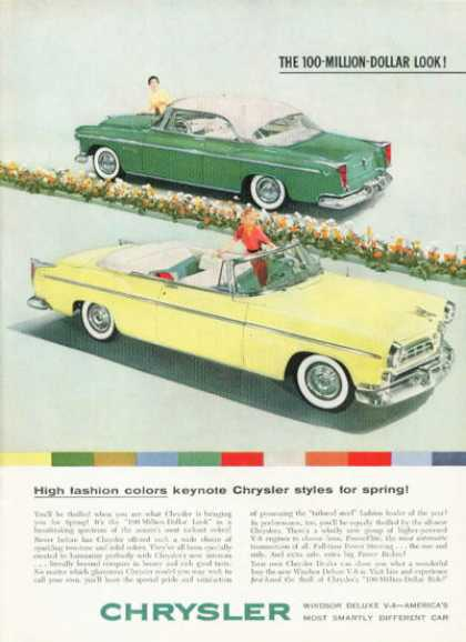 Chrysler Convertible (1955)
