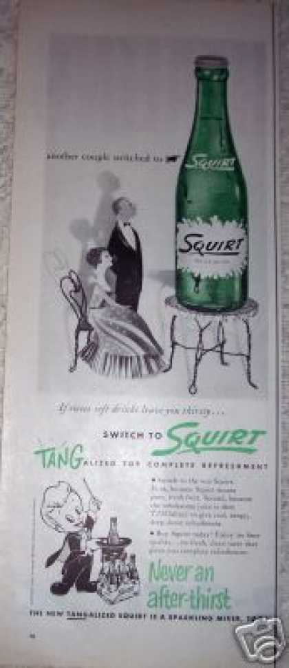 Squirt Soda Magic Hat (1956)