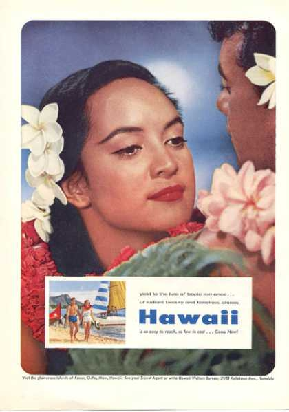 Hawaii Travel Classic Hawaian Beauty (1956)