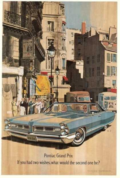 Pontiac Grand Prix If You Had Two Wishes (1965)
