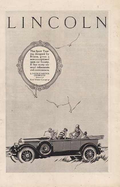 Ford's Lincoln (1926)